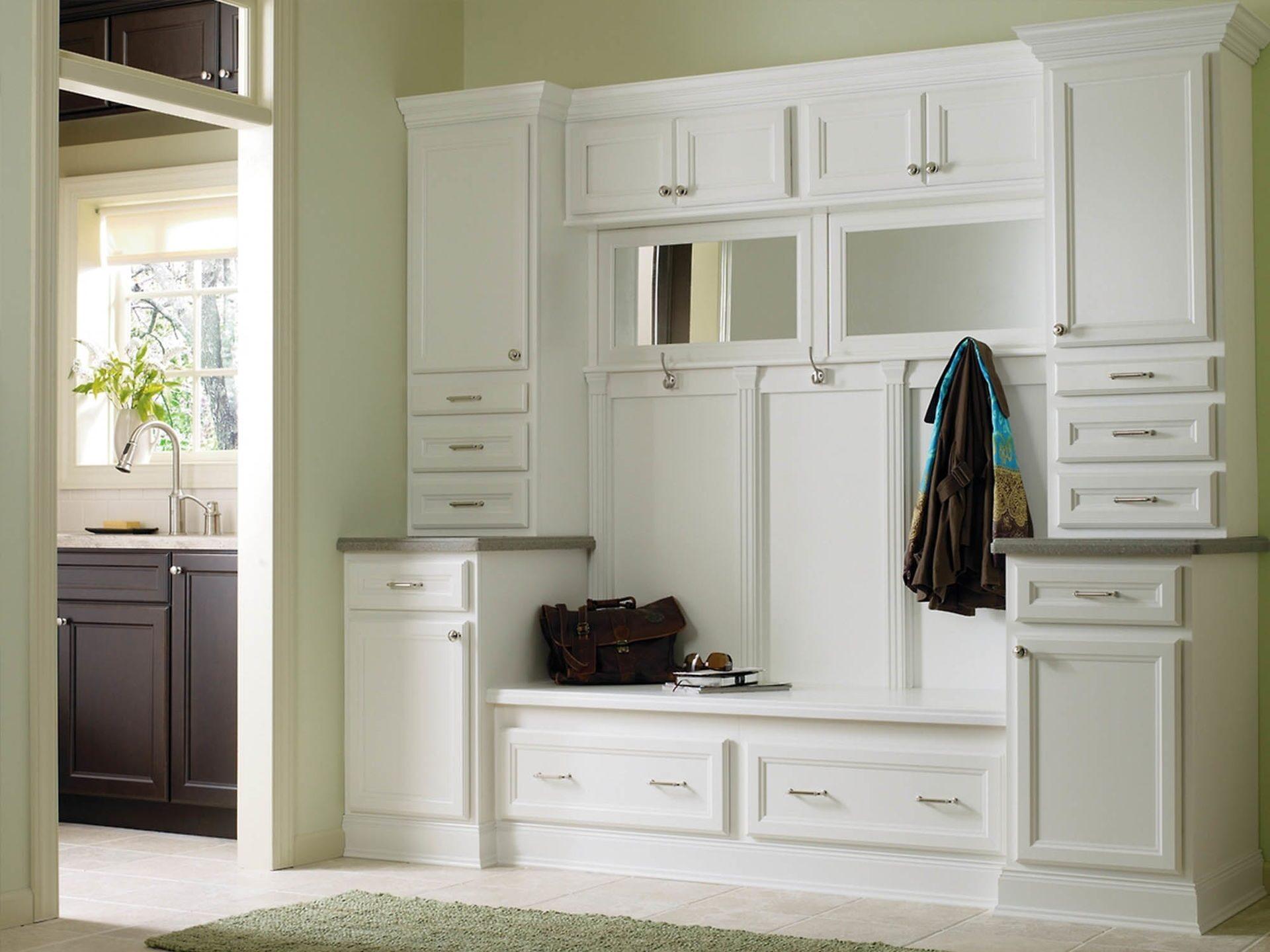 Белая мебель в интерьере: 75 примеров дизайна.